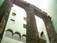 Ancient Roman Barcelona