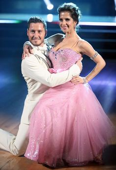 Val Chmerkovskiy & Kelly Monaco - Dancing with the Stars Allstars - Autumn 2012 - 3rd of the finalists