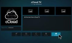 How to Install cCloud TV Add-on Kodi 17 Krypton S 1818