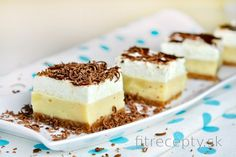 Zdravé recepty Archives - Page 2 of 26 - FitRecepty Healthy Cookies, Healthy Sweets, Healthy Tips, Healthy Recipes, Mini Cheesecakes, Pavlova, Something Sweet, Food Inspiration, Deserts