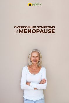 Nearly two thirds of women in their late 40's or early 50's experience menopause symptoms like hot flashes, night sweats, mood swings, irritability and tiredness. Here's how you can cope with them better. Menopause Symptoms, Night Sweats, Hot Flashes, Mood Swings, Healthy Women, Feel Better, Wellness, Feelings