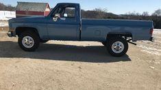 1982 Chevrolet C/k 2500 Tire Steps, Antique Trucks, New Tyres, 4x4, Chevrolet, Monster Trucks, Auction