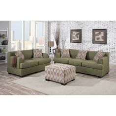 Found it at Wayfair - Bobkona Living Room Collection