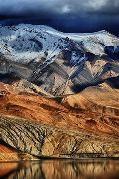 Tsomoriri Wetland Conservation Reserve, Ladakh, India