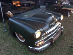 1952 Chevy desk made by relics awry