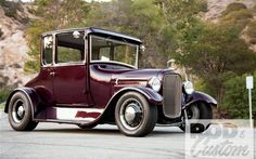 Pics Photos - Ford Model T 1927 Ford Model T Coupe On 2040cars Year 1927 Mileage 1