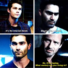 Derek and technology