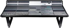 Inline Analog Mixing Console with DAW Controls and 8 x Faders with Automation Audio Post Production, Sound Studio, Home Studio, Audio Equipment, Console, Channel, Layers, Inline, Instruments