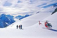 Fox Glacier Helicopter / Hike Tours