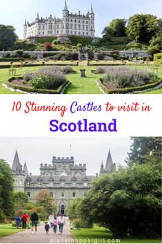 Scotland is filled with historic castles be it main cities like Edinburgh or isolated locations like Isle of Kerrera. Here is a list of amazing castles that I visited during a two week road trip in Scotland with some amazing photos and entry details including tips for free entry. #ScottishCastles #ScotlandTravel #ScotlandRoadtrip #Scotland #UKTravel #Travel #Castles
