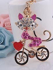 Porte-clés (Rose) Thème de jardin/Thème classiq... – EUR € 5.75