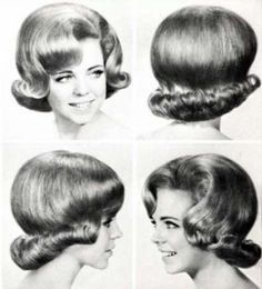 the flip. My hair is like this in my senior picture for graduation