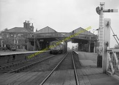 Burgh to Spilsby, Little Steeping & Skegness in Collectables, Transportation, Railwayana Disused Stations, Steam Locomotive, Past, Transportation, Arch, Trains, Photograph, Image, Ebay