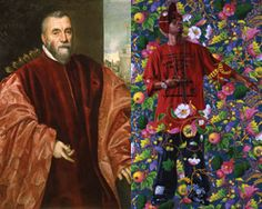 kehinde wiley - Google Search