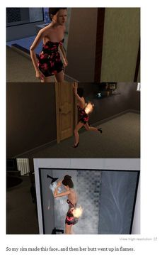 Sims Gone Wrong - Imgur
