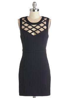 Dresses - Lattice and Harmony Dress