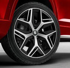 Seat Ateca Fr 2018 Wheel