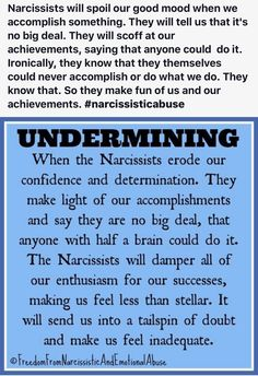 Narcissist abandons you