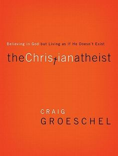 This book is about how people claim to be Christians, but are not living according to scripture.