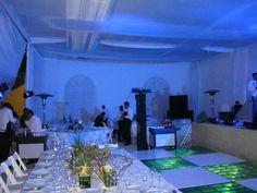 Iluminacion y buen ambiente para tus eventos