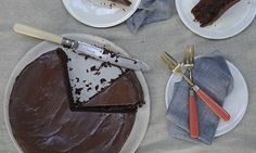 Have your cake and eat it with this allergen-free sachertorte.