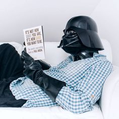 The daily life of Darth Vader - Et pourquoi pas Coline ?                                                                                                                                                      Plus