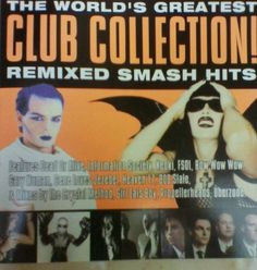 Derek Handova On the Records (Musically Speaking): Back to the Future: The World's Greatest Club Collection (Remixes from the 80s and 90s)