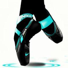 See dance IS a sport! Nike said so.