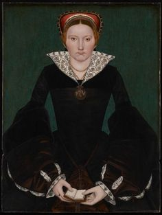 c1550s_Portrait of a Noblewoman  Unknown artist -  Minneapolis Institute of Arts.