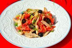 chicken salad recipe.