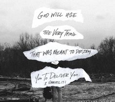 He will, indeed. Trust in him. He will see you through it.