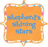Shepherd's Shining Stars: Lesson Plans for the First Week of School