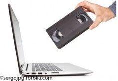 Numériser ses cassettes vidéo: mode d'emploi Cassette Vhs, Mobile Computing, Internet, Hacks Diy, Tv Videos, New Technology, Wifi, Geek Stuff, Smartphone
