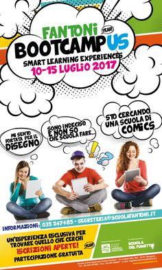 RT @ScuolaFantoniBG: #FantoniBootCamp gratis  Contatti e iscrizioni: - 035.247485 - segreteria@scuolafantoni.it  #ScuolaFantoni https://t.co/gN4cqvEU7J