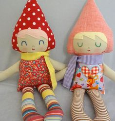 Gnome doll...custom made