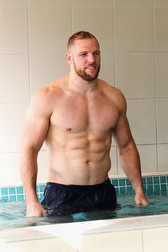 James Haskell (England) | 21 Rugby Players Guaranteed To Make You Want To Ruck