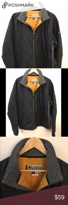 """COLUMBIA TItanium Men's XL Black Jacket Gently worn , in great condition. Size XL. Length 28"""" Titanium series. With 2 external and 1 inner zipper pockets. Very light. Columbia Jackets & Coats"""