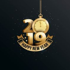 free happy new year clipart 2019 Happy New Year Png, Happy New Year Quotes, Happy New Year Images, Quotes About New Year, Red Background, Dark Black, New Year Clipart, New Year 2017, Anita