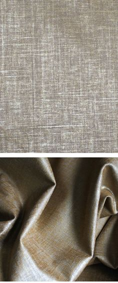 Alchemy Linen, Copper $32.95/yd Glazed Metallic Linen