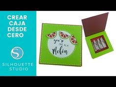 (2379) COMO HACER una CAJA desde CERO con Silhouette Studio. Tutorial. - YouTube Silhouette Studio, Youtube, Packing, Bag Packaging, Youtubers, Youtube Movies