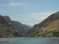 Hells Canyon Idaho