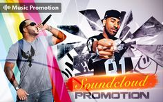 In Soundcloud, Hip Hop and Rap with its sub-genres have evolved in a huge way. Soundcloud music promotion help amateurs trying to promote their hip hop music.