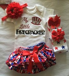 70636dc6f Girls 4th of July Outfit