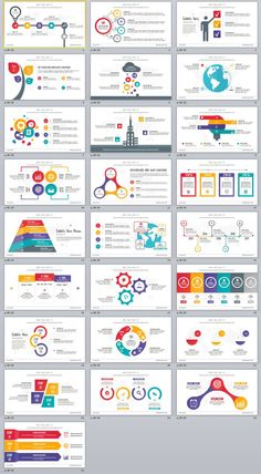 25+ Best infographic presentation PowerPoint templates
