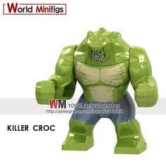 Killer Croc, Popular Culture, Crocs, Pop Culture, Lego, Comic Books, Darth Vader, Cartoons, Comics