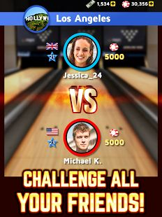 Bowling King- screenshot thumbnail