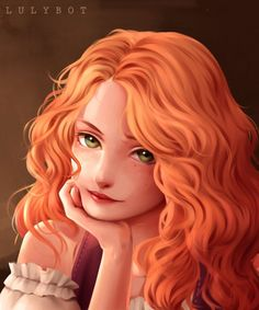 Commission Iris by Lulybot on DeviantArt Red Hair Girl Anime, Girls With Red Hair, Anime Art Girl, Character Inspiration, Character Art, Art Anime Fille, Redhead Art, Cute Girl Drawing, Ginger Girls