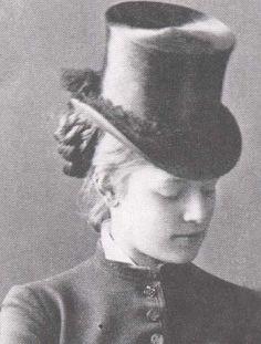 Countess Marie Larisch –