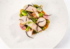 One of London's select Michelin-starred restaurants, Pied a Terre radiates both style and approachability.
