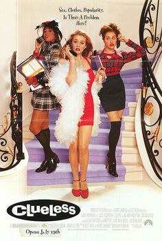 Clueless 1995 - Amy Heckerling. watched